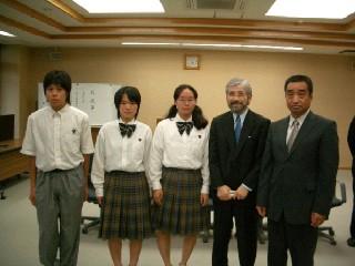 和歌山西高等学校制服画像